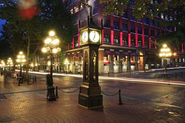 Gastown Downtown Vancouver
