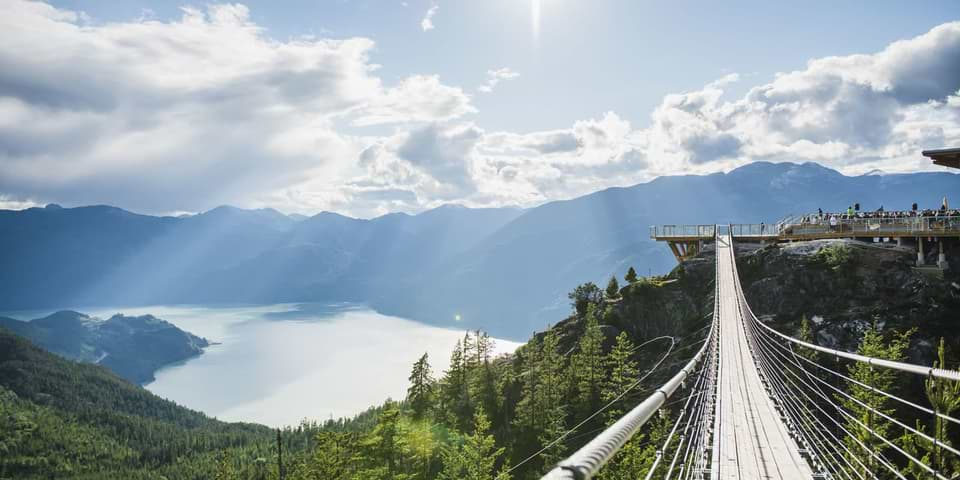 Squamish Chief gondola