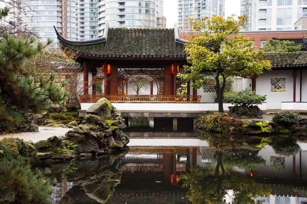 Sun Yat-Sen Classical Chinese Garden Vancouver